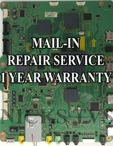Mail-in Repair Service For Samsung Main BN41-01365 UN46C7100 1 Year Warranty - $89.95