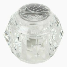 Delta Clear Acrylic KNOB Single Faucet Handle For Delta & Peerless RP174... - $17.99