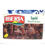 IBERIA Squid WILD CAUGHT 4 OZ CAN CANNED - $4.94