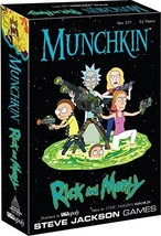 Usaopoly Munchkin Rick And Morty Game - $45.24