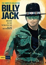 The Complete Billy Jack Collection - $18.83
