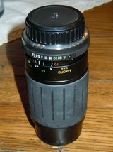 Phoenix 70-210mm f/4.5-5.6 Zoom Lens & Hoya Skylight Filter (Unknown Mount) - $29.69