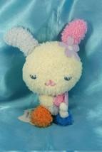 Sanrio Usahana Sleep fluff Plush Doll Japan Rare - $16.99