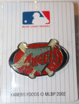 Anaheim Angels Japan Kanebo Foods MLB MLBP 2002 Collectible Pin - $13.08