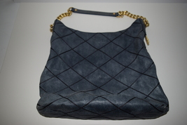 100% Authentic Tory Burch Leather Slouchy Style Women's Shoulder Bag - $120.00