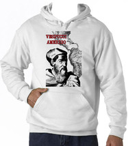 AMERIGO VESPUCCI EXPLORER - NEW COTTON WHITE HOODIE - $38.14