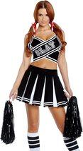 Play or Slay Sexy Cheerleader Costume image 1