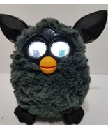 Furby 2012 Hasbro 'A Mind Of Its Own' Black Gray Interactive Electronic Toy - $48.50