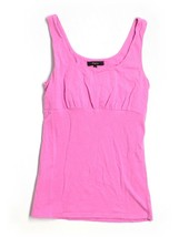 EXPRESS Tank Top Blouse Shirt Size Small PINK - $7.91