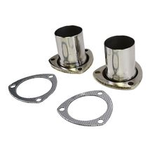 """3"""" Header Collector Kit With Gaskets 3"""" Inlet & 2.5"""" Outlet image 3"""