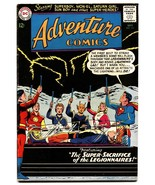 ADVENTURE COMICS #312 comic book-DC COMICS-LIGHTNING LAD RETURNS - $49.66