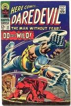 Daredevil #23 1966-MARVEL-GENE Colan Art Fn - $37.83