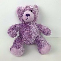 Build A Bear Purple Bear Plush Stuffed Animal - $19.80
