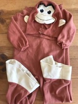 Rubie's Curious George Toddler Size 2 - 4 Child Costume Ages 1 & 2 - $358,51 MXN