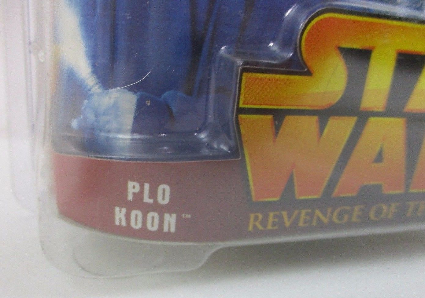 star wars revenge of the sith jedi hologram transmission plo koon figure image 2