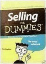 Selling for Dummies ~ Conversation Cards (Selling for Dummies) [Cards] [... - $14.69