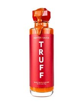TRUFF Hotter Sauce, Gourmet Hot Sauce with Jalapeño, Red Chili Peppers with More