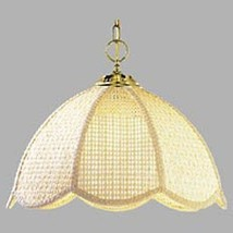 Brass Finish Hanging Ceiling Fixture Pendant Progress Lighting P5035-35 - $56.91