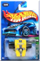 Hot Wheels - Fatbax Plymouth Barracuda: 2004 First Editions #45/100 *Yellow* - $4.00