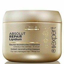 L'Oreal Professionnel Absolute Repair Lipidium Masque 196 gm Pack by loreal - $23.75