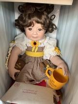 "Marie Osmond Dolls - Got Chocolate Milk? 14"" Seated - $89.10"