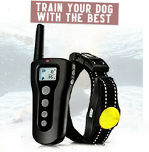 High Quality Dog Training Collar - Rechargeable Battery, WaterProof RTG ... - $51.33