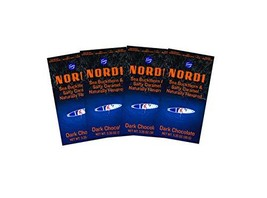 Nordi by Fazer Naturally Flavored Dark Chocolate Bars, Sea Buckthorn and... - $24.74