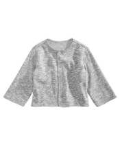 First Impressions Baby Boys Marled Button Front Cardigan Sweater - $4.48