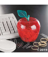 Red Apple Containers (1-Dozen) for Holding Miscellaneous Objects  - $22.99