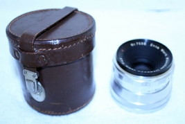 Enna Werk Munchen Super-Lithagon 35mm f/4.5 Camera Lens + Case - $44.99