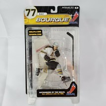 2 MCFARLANE RAY BOURQUE #77 2000 SERIES 1 Boston Bruins NHL Action Figur... - $19.34