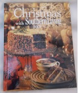 Christmas with Southern Living 2001 hardcover cookbook craft decorating ... - $11.45
