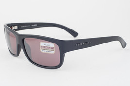 Serengeti Martino Shiny Black / Sedona Polarized Sunglasses 7840 - $166.11