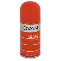 Jovan Musk By Jovan Deodorant Spray 5 Oz For Men - $14.81