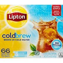 Lipton Cold Brew Iced Tea (66 ct.) - $29.65