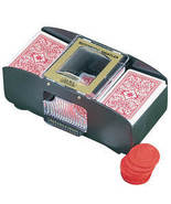 Automatic Card Shuffler-2DECK - $17.74