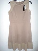 Spense women dress sz 14P a line laser-cut $99 - $38.60