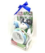 Peanuts Snoopy Pet Bowl Gift Set For Holiday Christmas - $17.81