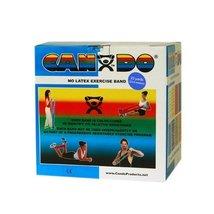 CanDo Latex-Free Exercise Band 5 Piece Set, 25 Yard - $189.99