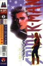 Spider-Man: The Manga #3 NM 1998 Marvel Comic Book - $1.89