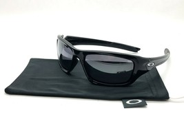 Oakley Valve Lunettes de Soleil Oo9236-01 Noir Poli Verres Iridium Neuf ... - $77.63