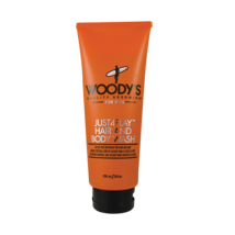 Woody's Just4Play Hair & Body Wash 10oz - $18.00