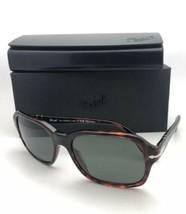 Polarizadas Persol Gafas de Sol 3136-S 24/58 57-18 140 Tortuga Marco con... - $199.60