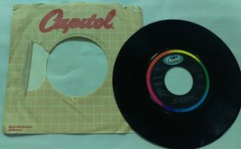 Melba Moore - Livin' for Your Love - Capitol Records - 45RPM Record Vinyl - $4.94