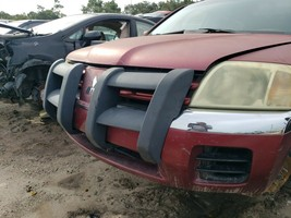 2005 Mitsubishi Endeavor Front Bumper Grill Grille Gril 2Pc Brush Guard image 2
