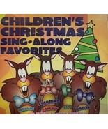 Children's Christmas Sing-along Favorites Cd - $10.99
