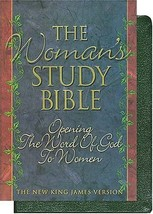 The Woman's Study Bible (New King James Version) Thomas Nelson, Inc. - $71.99