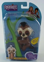 WowWee Fingerlings Interactive Kingsley Baby Sloth New - $8.98