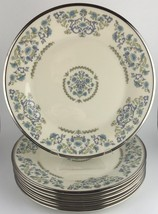 Lenox DESIRE (7/set) dinner plates (SKU EC 186) FREE SHIPPING - $85.00