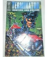 Terminator Hunters And Killers # 2 Dark Horse Comics - $0.99